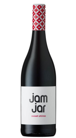 Cape Classics Jamjar Sweet Shiraz